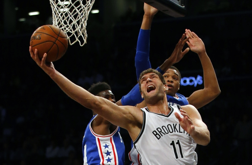 Image result for brook lopez
