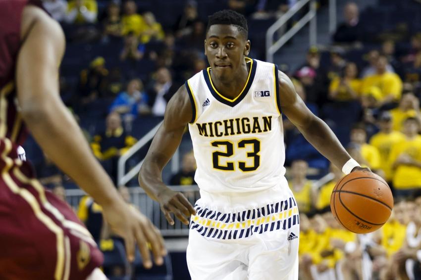 Nba Draft Brooklyn Nets Select Michigan Guard Caris Levert