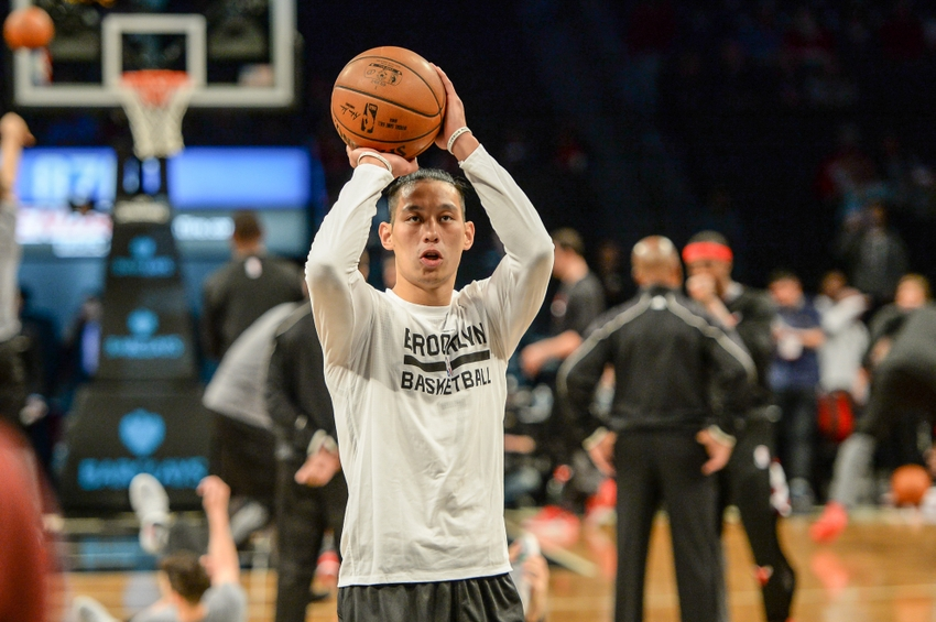 Brooklyn nets the bond between jeremy lin and kenny atkinson m4hsunfo Choice Image