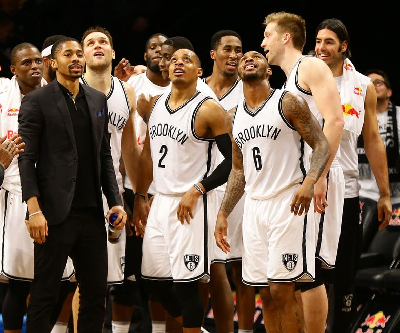 f98d1f014b9 Brooklyn Nets  Top 10 Moments of the 2016 Calendar Year