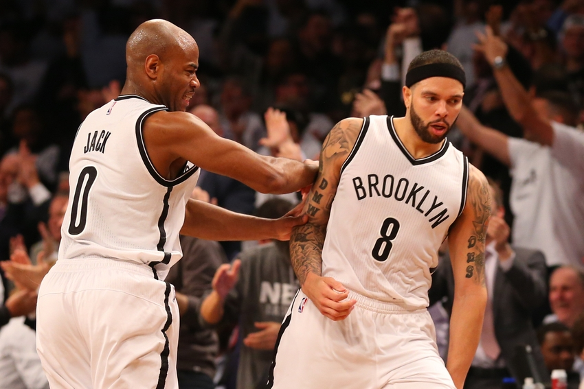 2cf7f61ef1d Brooklyn Nets: What Gives With Their Point Guards' Health? - Page 3