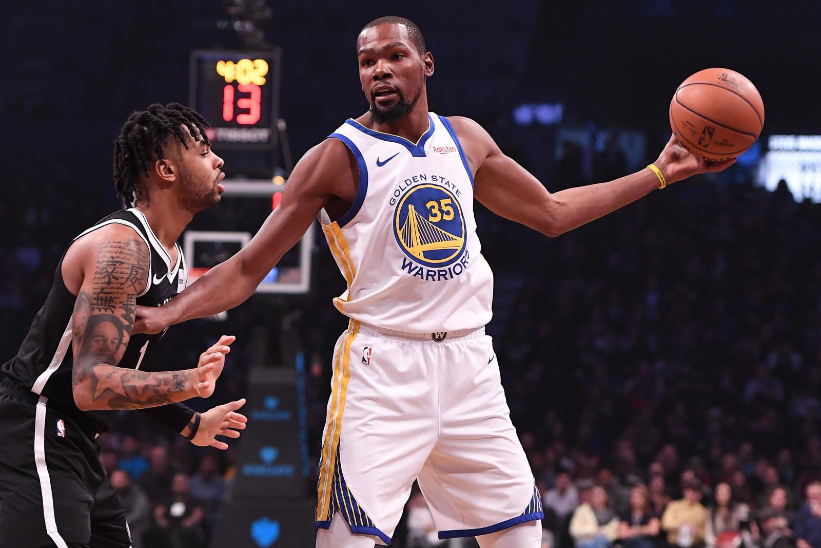 1cde6cb6 Brooklyn Nets: NBA Finals matchup bad for Brooklyn's superteam dream