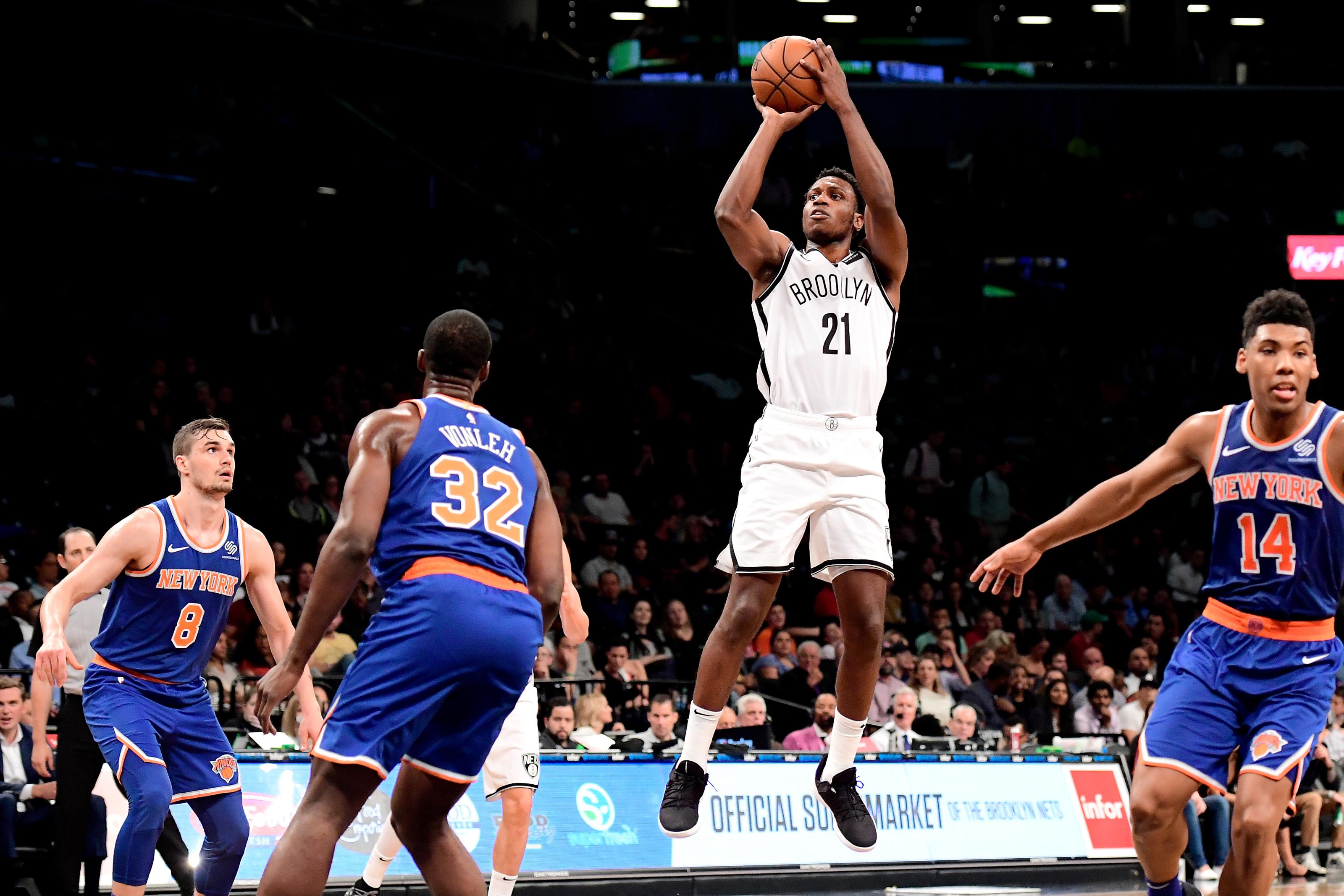 Brooklyn Nets at New York Knicks: TV, live stream, injury report