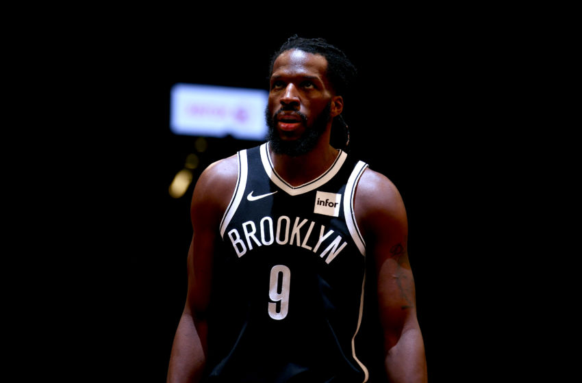 Brooklyn Nets DeMarre Carroll Statement Black Swingman Jersey