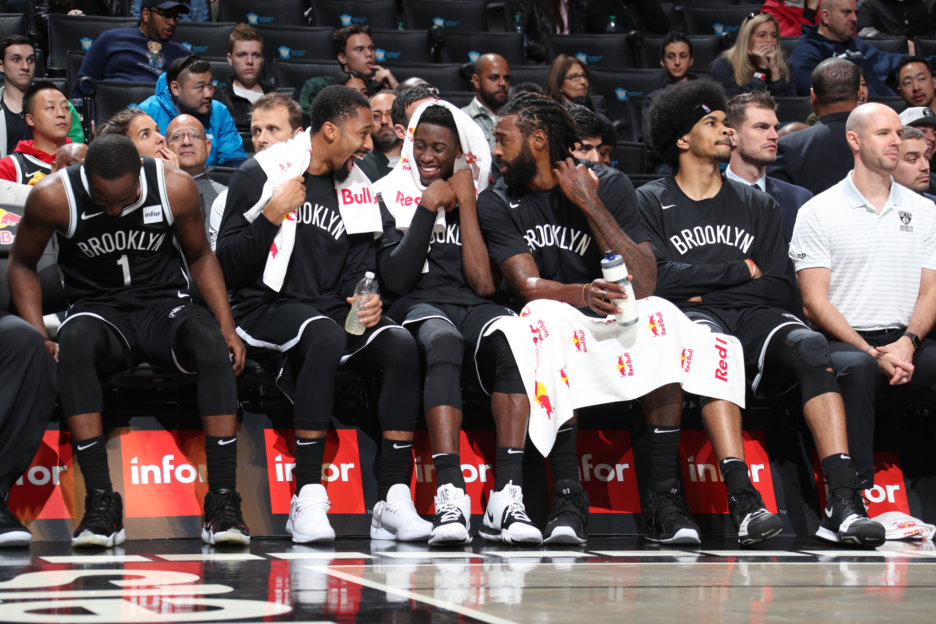 Brooklyn Nets: The Nets seemed to have found their identity
