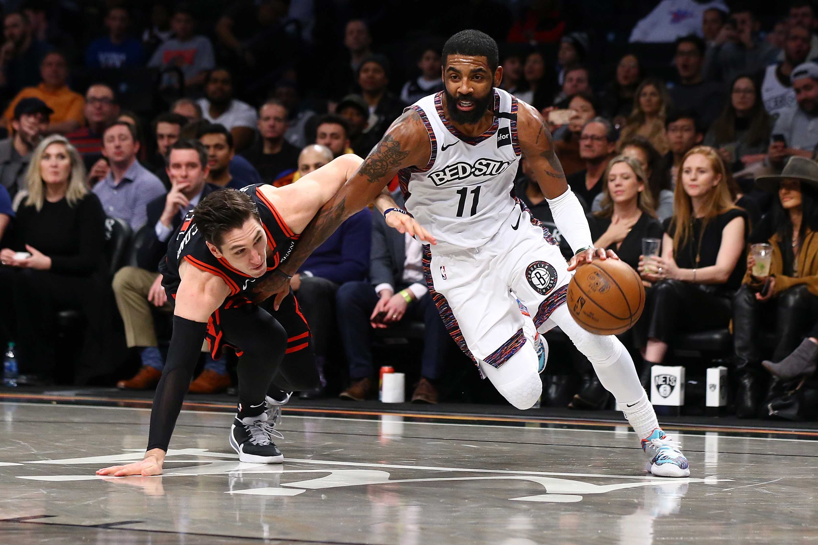 Brooklyn Nets Future For The Nets Without Kyrie Irving