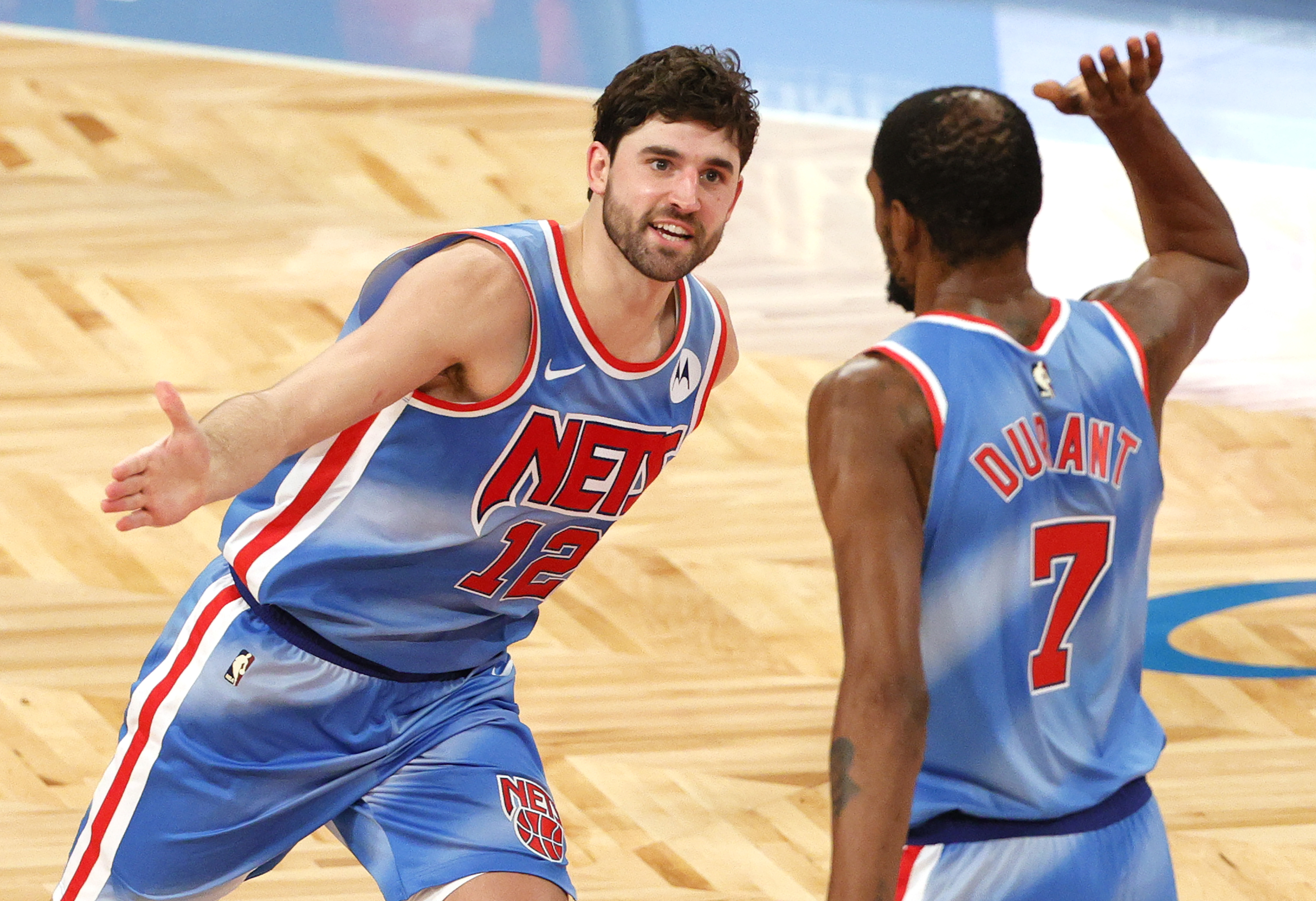 Nets: Joe Harris could benefit the most from KD-Kyrie-Harden big three