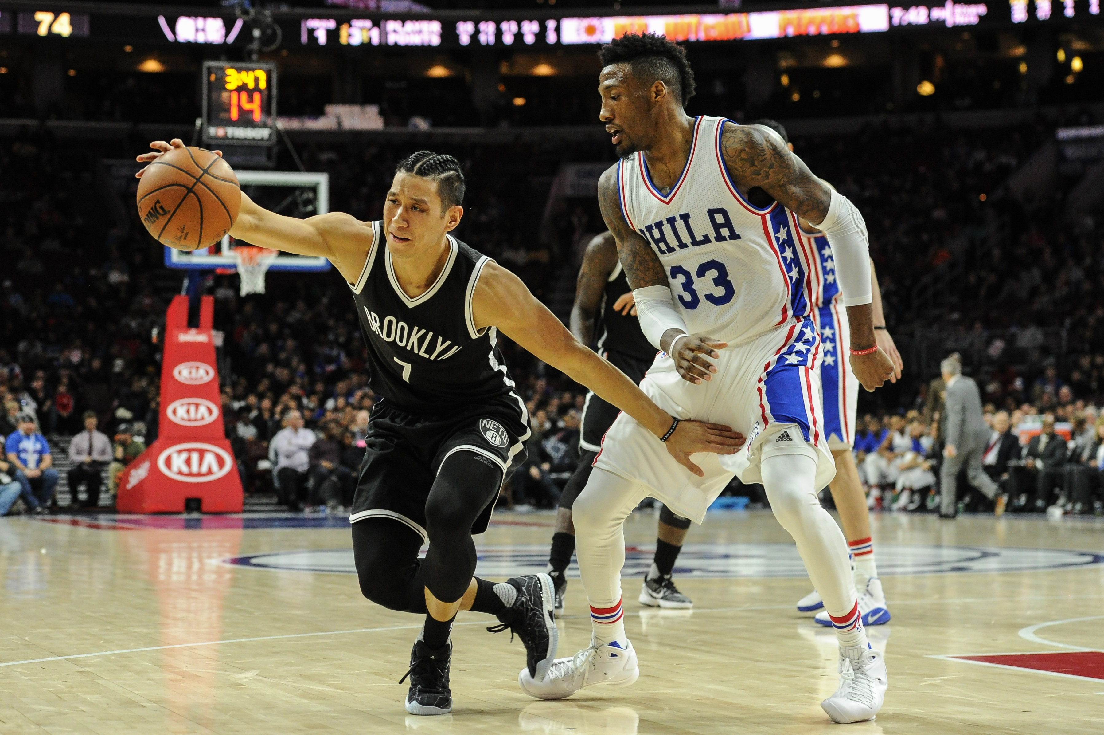 Brooklyn Nets vs. Philadelphia 76ers Pregame Report 3/28/17