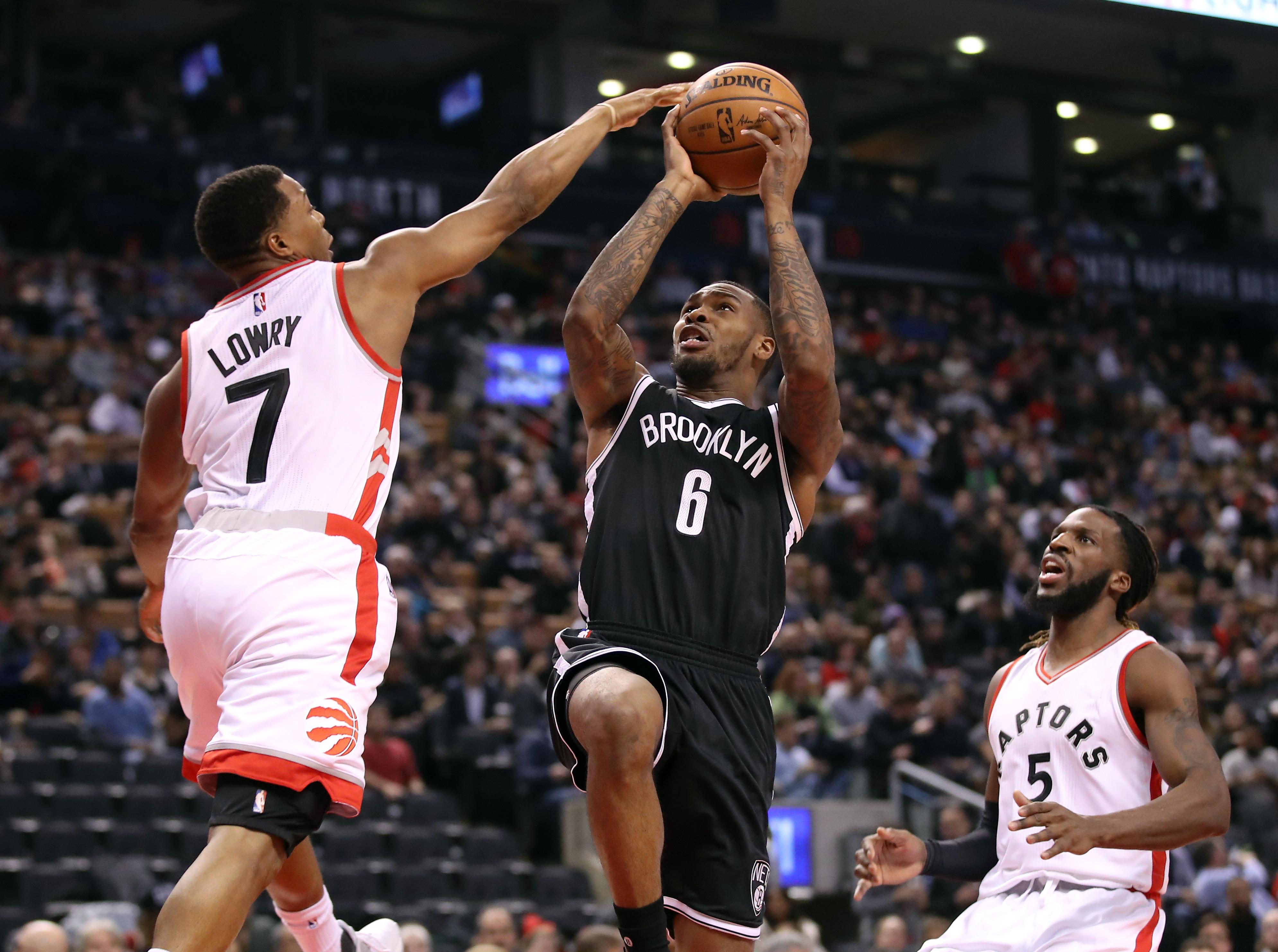 Nba Brooklyn Nets At Toronto Raptors