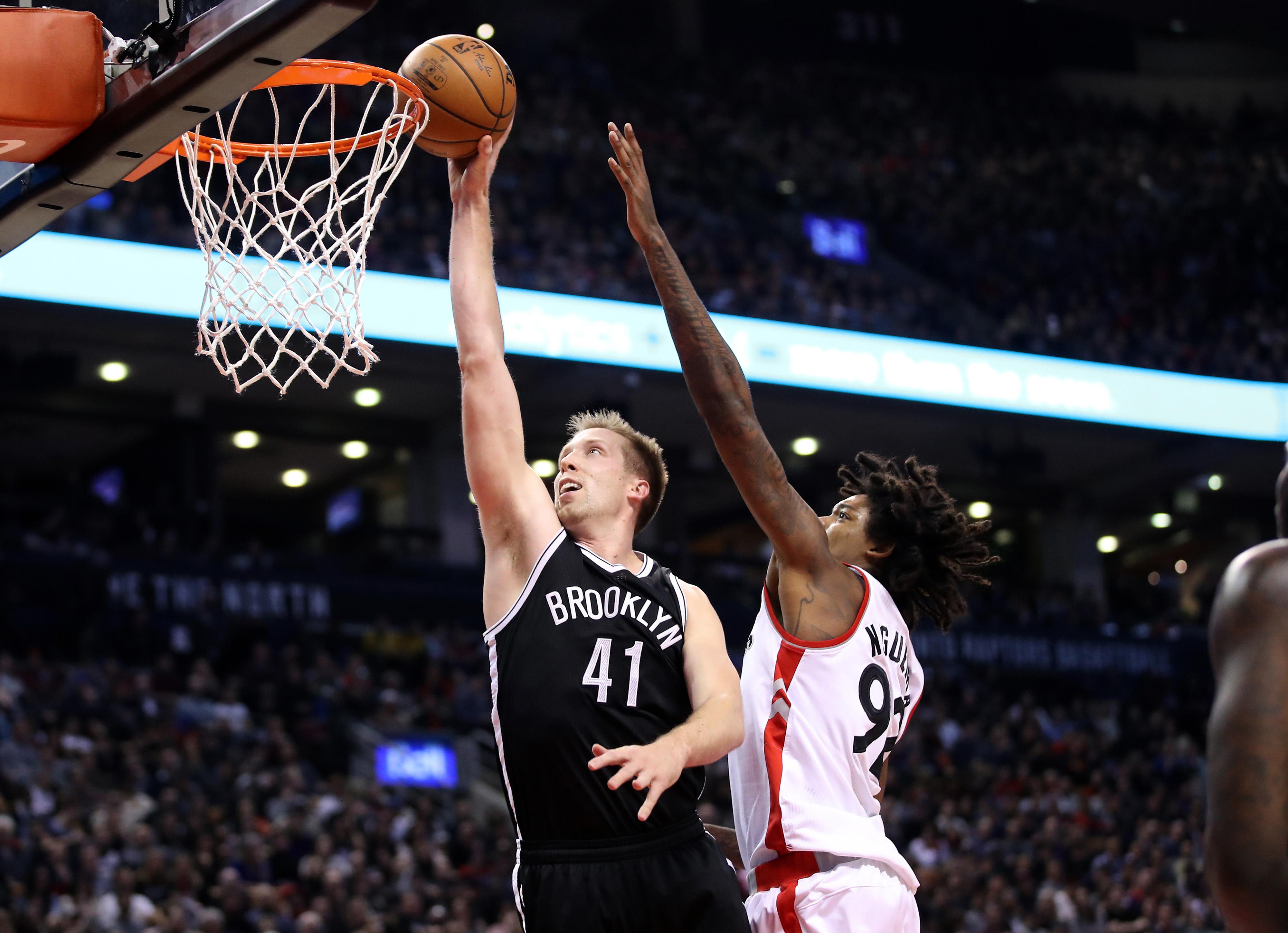 Nets Vs Raptors: Brooklyn Nets Vs. Toronto Raptors Pre-Game Report 1/13/17