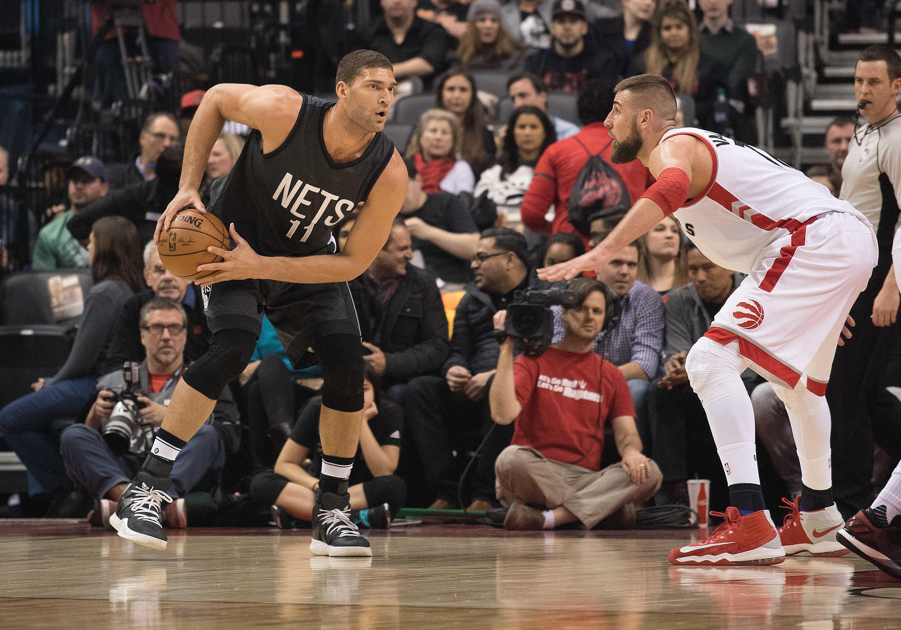 Nets Vs Raptors: Brooklyn Nets Vs. Toronto Raptors Pre-Game Report 2/5/17