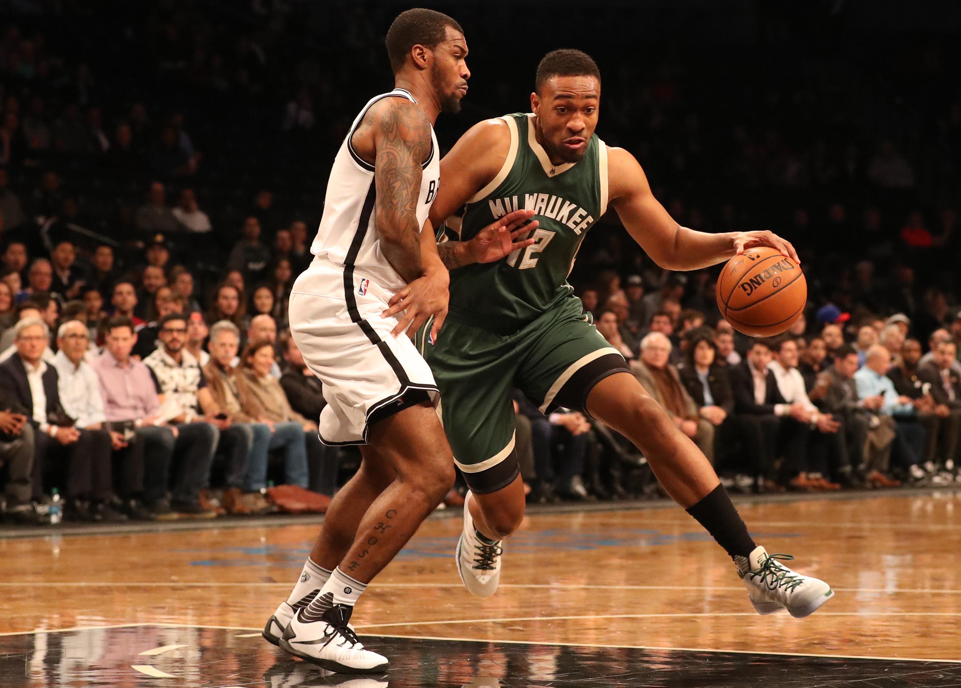 Brooklyn Nets vs. Milwaukee Bucks Pre-Game Report - Page 2
