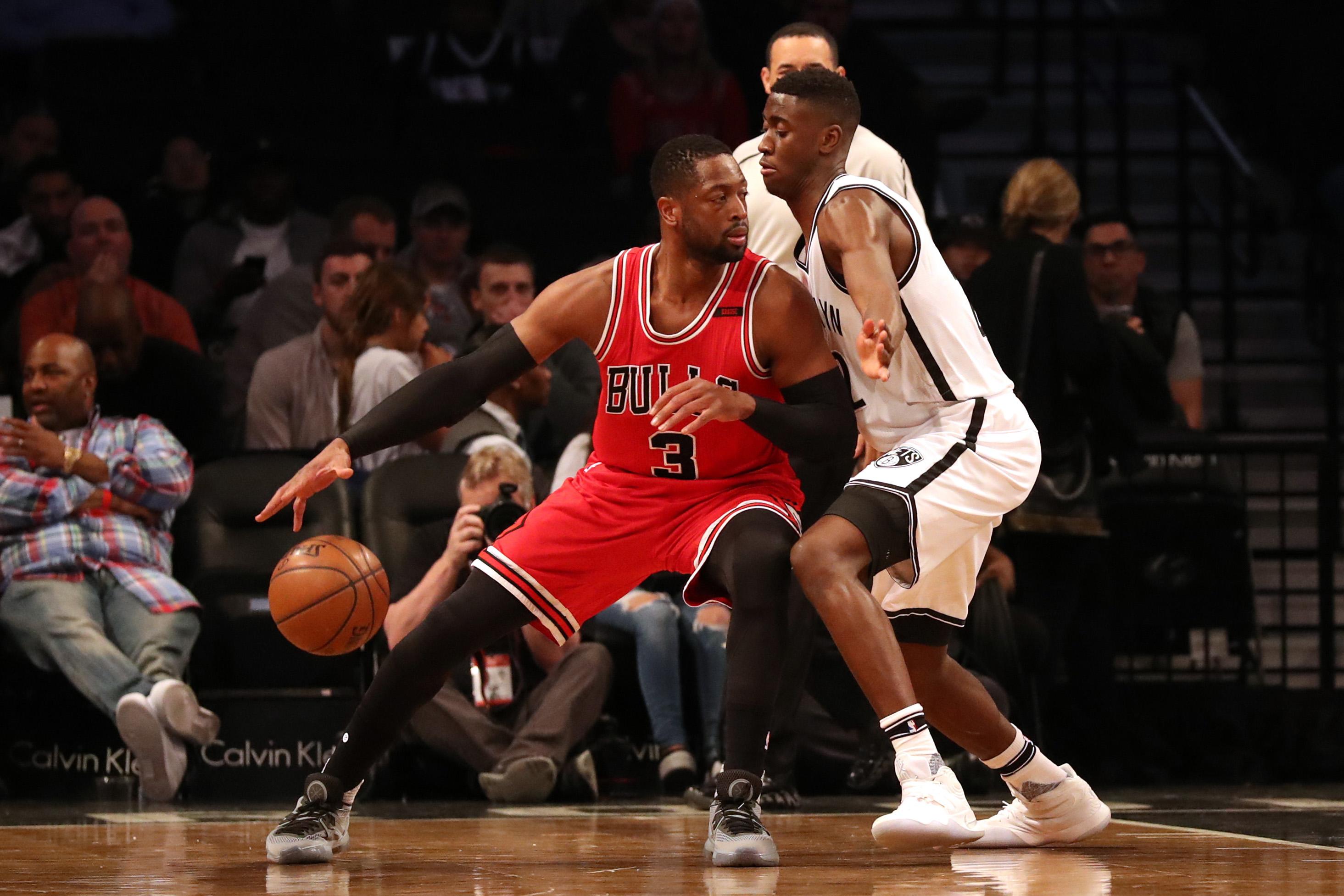 Brooklyn Nets Vs. Chicago Bulls Pregame Report 4/12/17
