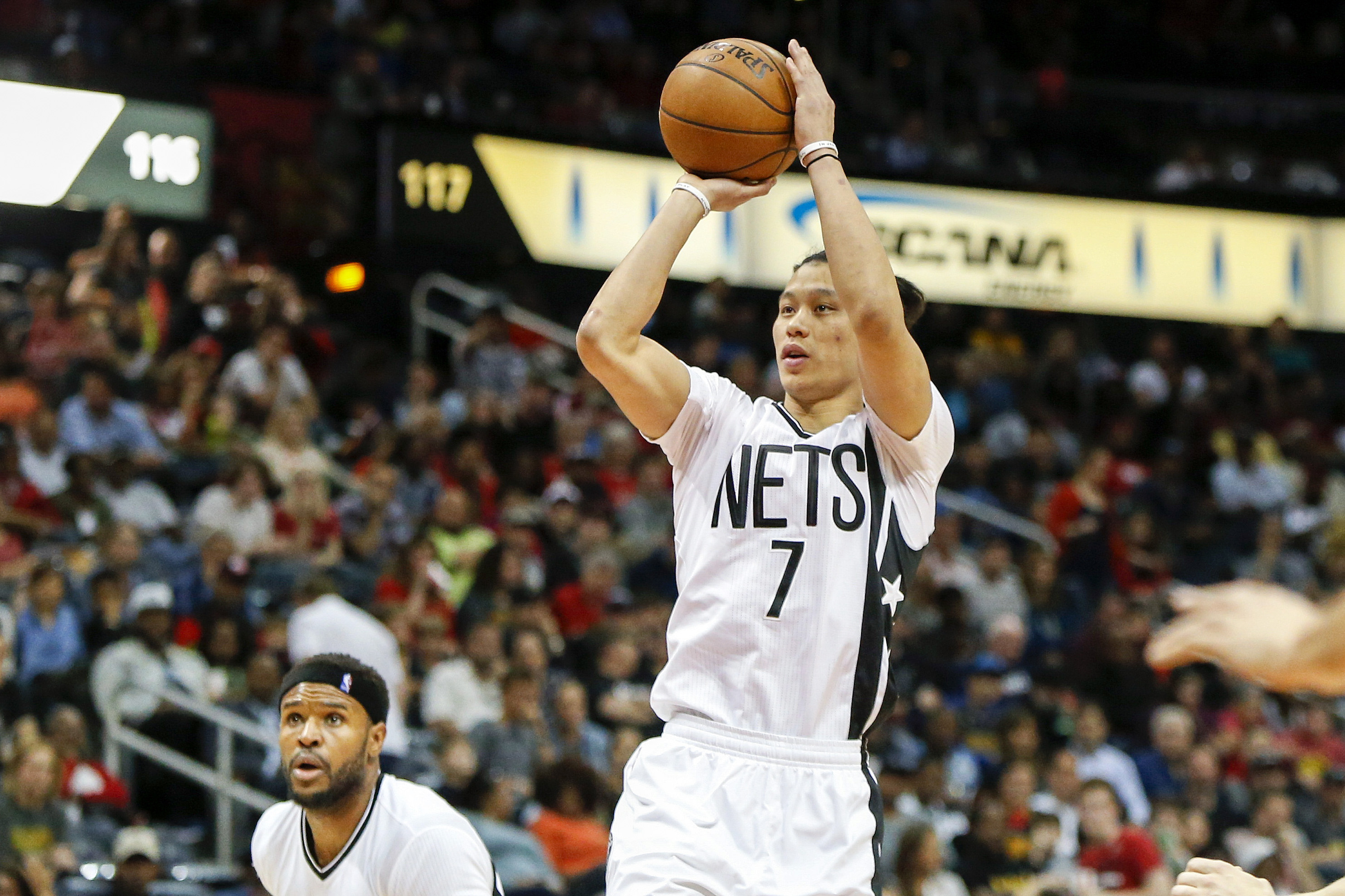 finest selection 86bb1 018b7 Brooklyn Nets 2016-17 Player Grades: Jeremy Lin - Page 2